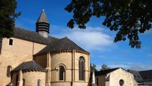 La cathédrale de Lescar