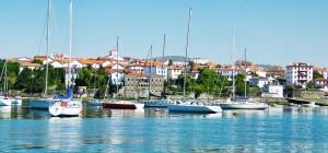 Le port d'Hendaye